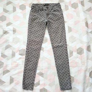 Levi's 535 Legging Jegging Jeans Skinny Slim 1M